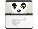 Cover Plate 41 - New Nintendo 3DS - K. K. Slider - Black