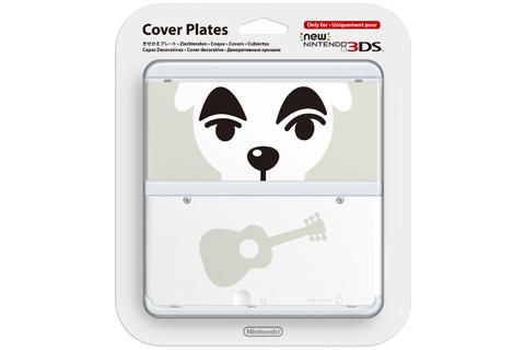 Cover Plate 41 - New Nintendo 3DS - K. K. Slider - Package