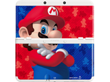 Cover Plate 69 - New Nintendo 3DS - Mario (Folded Arms) - White