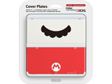 Cover Plate 47 - New Nintendo 3DS - Mario Mustache - Package