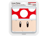 Cover Plate 19 - New Nintendo 3DS - Red Mushroom - Package