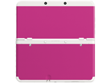Cover Plate 32 - New Nintendo 3DS - Pink - White