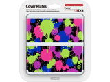 Cover Plate 60 - New Nintendo 3DS - Splatoon - Package