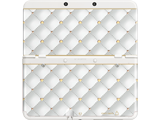 Cover Plate - New Nintendo 3DS - New Style Boutique 2 - White