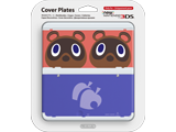Cover Plate 14 - New Nintendo 3DS - Timmy & Tommy Nook - Package