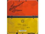 New Nintendo 3DS XL - Metroid - Samus - Open - Back