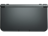 New Nintendo 3DS XL - New Black - Closed