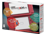 New Nintendo 3DS XL - New Red - Package