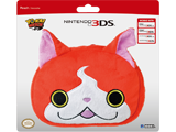Hori New Nintendo 3DS XL Jibanyan Plush Pouch Case - Package