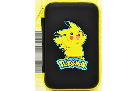 Hori New Nintendo 3DS XL Hard Case - Pikachu 2