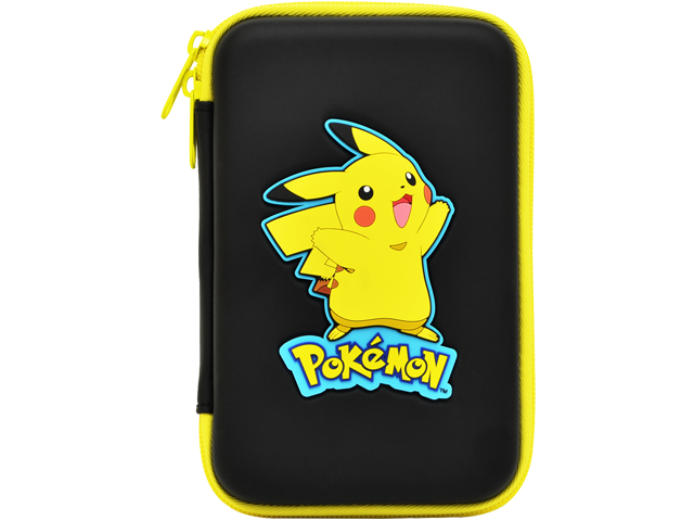 Hori New Nintendo 3DS XL Hard Case - Pikachu 2