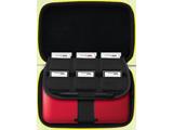 Hori New Nintendo 3DS XL Hard Case - Pikachu 2 - Open