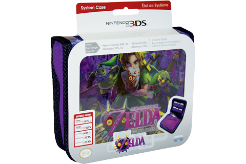 PDP - New Nintendo 3DS XL - System Case - Zelda - Package