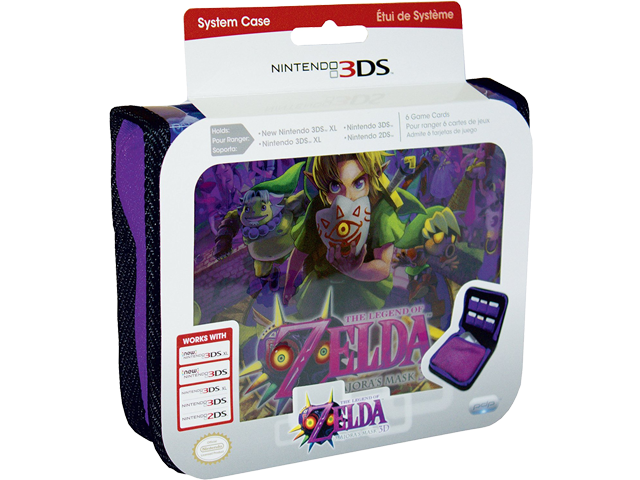 PDP - New Nintendo 3DS XL - System Case - Zelda - Package