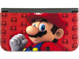 PDP - New Nintendo 3DS XL - Clip Armor - Mario - Front