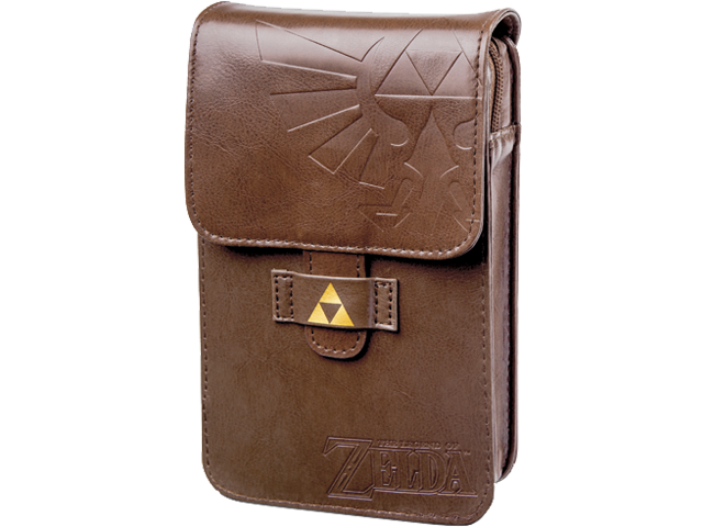 PDP - Zelda Faux Leather Adventurer's Pouch