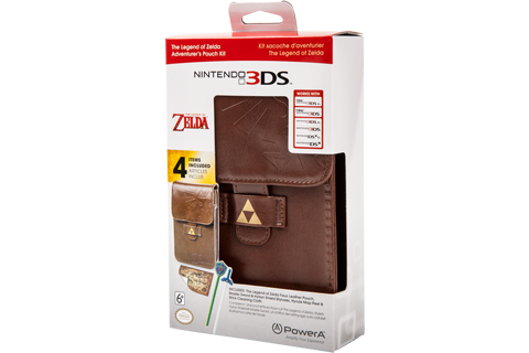 PDP - Zelda Faux Leather Adventurer's Pouch - Package