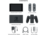 Nintendo Switch Console - Gray L + R - Items