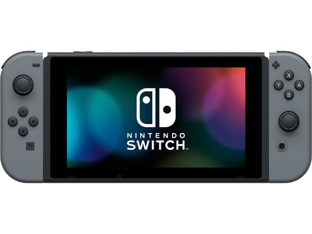 Nintendo Switch Console - Gray L + R + Screen
