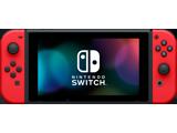 Nintendo Switch Console - Super Mario Odyssey L + R