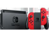 Nintendo Switch Console - Super Mario Odyssey L + R - Joy-Con Grip