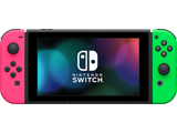 Nintendo Switch Console - Neon Pink L + Neon Green R