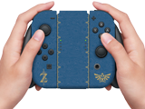 CG - Switch - Zelda - Breath of the Wild - Link Hilltop - Skins - Lifestyle