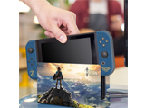 CG - Switch - Zelda - Breath of the Wild - Link Hilltop - Skins - Lifestyle - 2