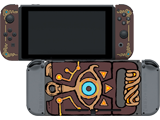 CG - Switch - Zelda - Breath of the Wild - Sheikah Slate - Skins - On Device