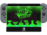 Light Up Dock - Mario Odyssey - Green