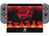 Light Up Dock Mario Odyssey - Red