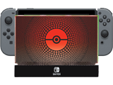 Light Up Dock - Poke Ball - Red