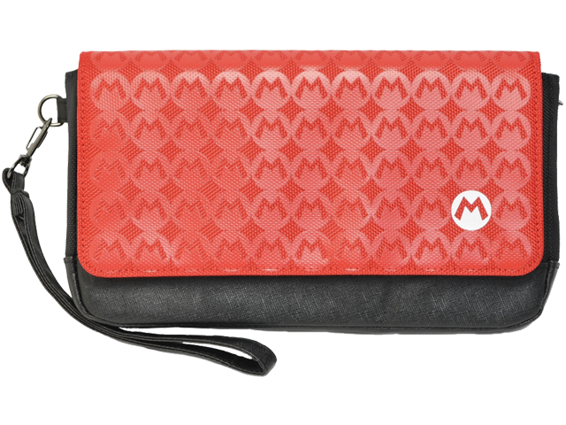 Hori - Switch - Travel Pouch - Super Mario