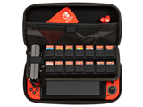 PDP - Switch - Slim Travel Case - Mario Remix Edition - Open