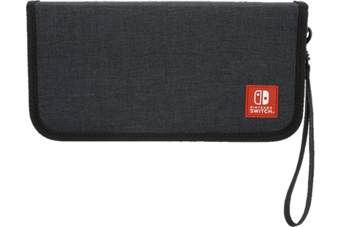PDP - Switch - Premium Console Case - Black - Front - 2