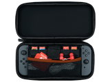 PDP - Switch - Slim Travel Case - Donkey Kong Camo Edition - Open