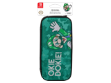 PDP - Switch - Slim Travel Case - Luigi Camo Edition - Package