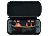 PDP - Switch - Slim Travel Case - Zelda Retro Edition - Open