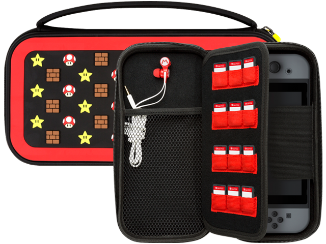 PDP - Switch - Starter Kit - Mario Icon Edition