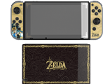 PDP - Switch - Zelda Collectors Edition Screen Protection & Skins - On Device - Front - 1