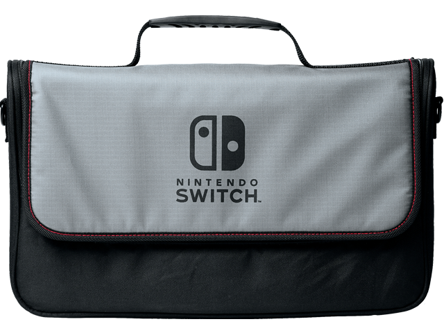 Power A - Switch - Everywhere Messenger Bag - Closed