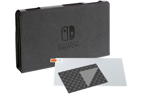 Power A - Switch - Hybrid Cover