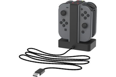 Power A - Switch - Charging Dock + Cable