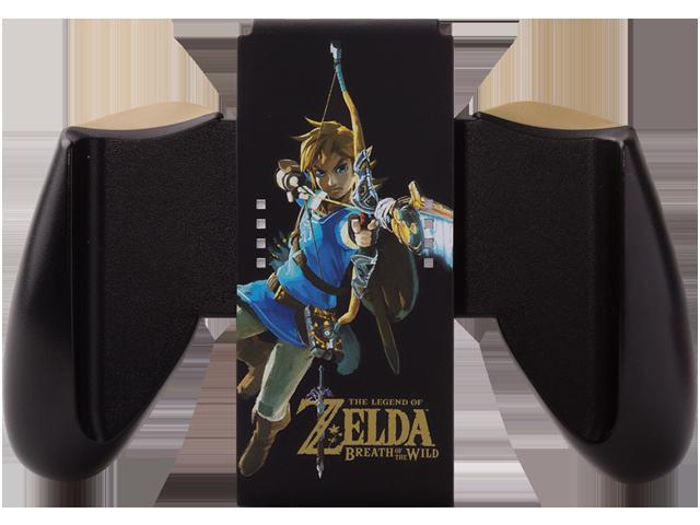 Power A - Switch - Joy-Con Comfort Grip - Zelda - BOTW - Empty