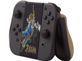 Power A - Switch - Joy-Con Comfort Grip - Zelda - BOTW - Joy-Con - Angle