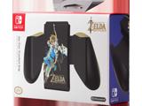 Power A - Switch - Joy-Con Comfort Grip - Zelda - BOTW - Package