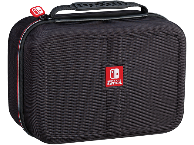 RDSI - Switch - Game Traveler Deluxe System Case - Black - Closed