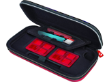 RDSI - Switch - Game Traveler Deluxe Travel Case - Mario Kart - Open