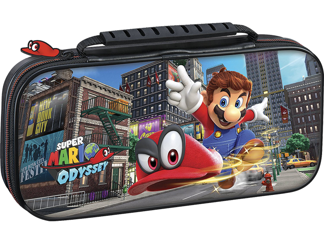 RDSI - Switch - Game Traveler Deluxe Travel Case - Mario Odyssey