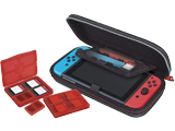 RDSI - Switch - Game Traveler Deluxe Travel Case - Mario Odyssey - Open - Items